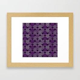 Op Art 124 Framed Art Print