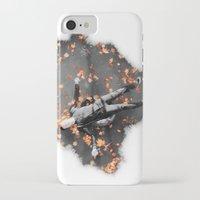 shameless iPhone & iPod Cases featuring Ian gallagher,Shameless by Teya Ross
