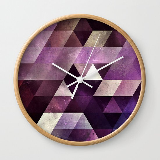 wheelyy Wall Clock