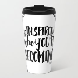 INSPIRE YOURSELF Travel Mug