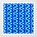 Blue Waves by loeye