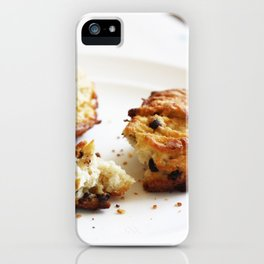 Scones iPhone Case