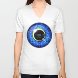 I'VE SEEN IT - The Great American Eclipse Unisex V-Neck