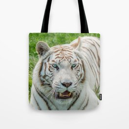 THE BEAUTY OF WHITE TIGERS Tote Bag