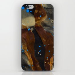 joelarmstrong_rust&gold_048 iPhone Skin