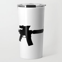 M4 Assault Rifle Travel Mug