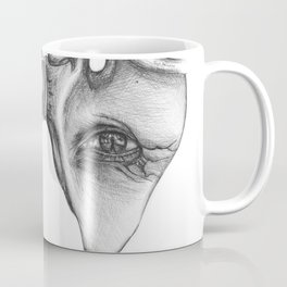 There's no right way to do this because it's already wrong Coffee Mug