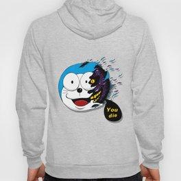 Doraemon dead Hoody