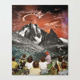 imp - Collaboration with mesineto (2017) Canvas Print