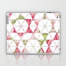 Flora Quilt Laptop & iPad Skin