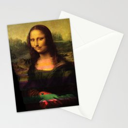 Mona Glitcha Stationery Cards