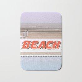 Rendez-Vous To The Beach Bar Bath Mat