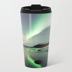 Northern lights Metal Travel Mug