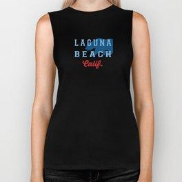 Laguna Beach California. Biker Tank