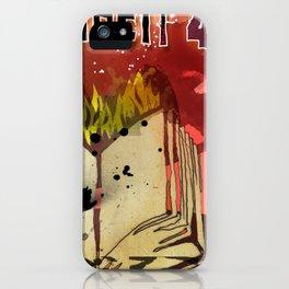 Fahrenheit 451 iPhone Case