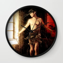 Where is my Mind? Wall Clock