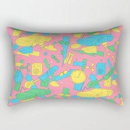 Back to the Doodles Rectangular Pillow