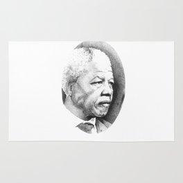 Nelson Mandela Rug