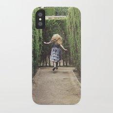 Alice world 1 Slim Case iPhone X