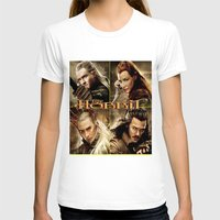 hobbit T-shirts featuring Hobbit by custompro