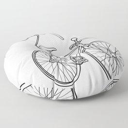 helibike Floor Pillow