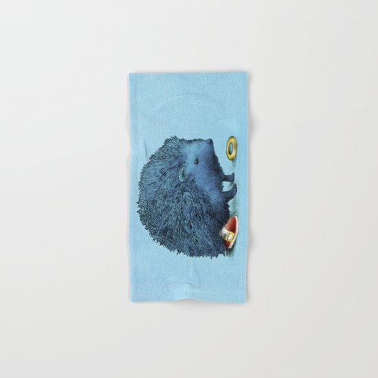 Sonic (color option) Hand & Bath Towel