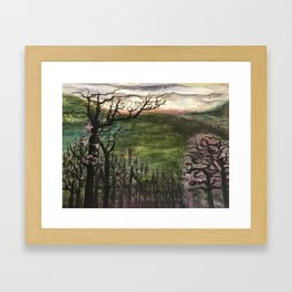 Dreamscape3 Framed Art Print