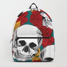 skull&roses Backpack