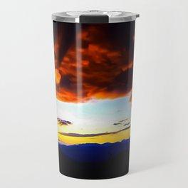 Imp Sunset Travel Mug