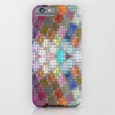 Pattern Block by Nico Bielow Slim Case iPhone 6s