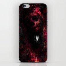 king of death iPhone & iPod Skin