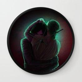Reylo - Embrace Wall Clock