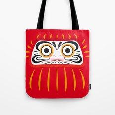 Japan Serie 1 - DARUMA Tote Bag
