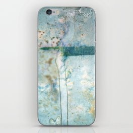 Water Damaged iPhone Skin