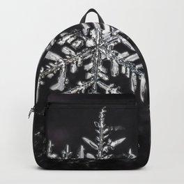 January Snowfake #5 Backpack