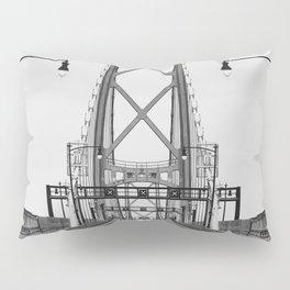 MacDonald Bridge Symmetry Pillow Sham