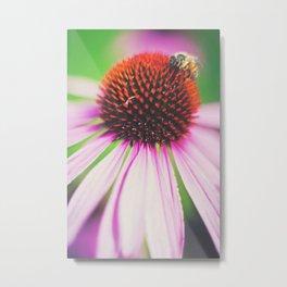 Macro Flower 05 Metal Print