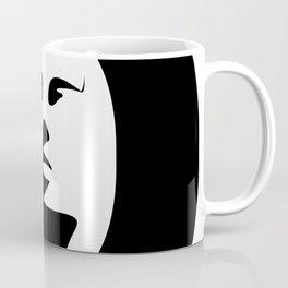 Woman - inside the O Coffee Mug