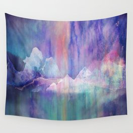 Northern Lights Adventure Wall Tapestry