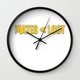 Fortnite - Teammates < Loot Wall Clock