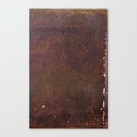 leather Canvas Prints featuring Leather by Jason Michael