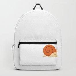 Gift For Snail Lover Fan Backpack