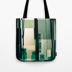 Window Cubism. Tote Bag