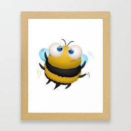 Busy Bee Framed Art Print