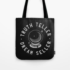 Truth Teller Dream Seller Tote Bag