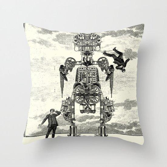 Doctor Jūzō Throw Pillow