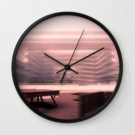 MTHRSHP ovrtre Wall Clock