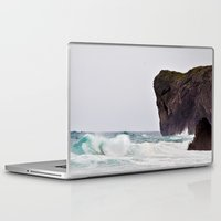 brave Laptop & iPad Skins featuring Brave by Angela