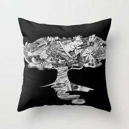 cr3@te Throw Pillow