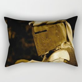 To Victory Rectangular Pillow